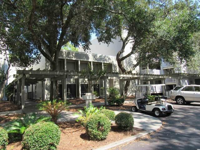 415 Ocean Creek Dr. #2343, Myrtle Beach, SC 29572 (MLS #2120474) :: The Lachicotte Company