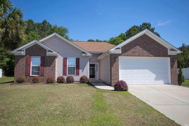 708 Cane Pole Ct., Myrtle Beach, SC 29588 (MLS #2120487) :: Surfside Realty Company