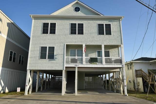 3302 N Ocean Blvd., North Myrtle Beach, SC 29582 (MLS #2120491) :: Grand Strand Homes & Land Realty