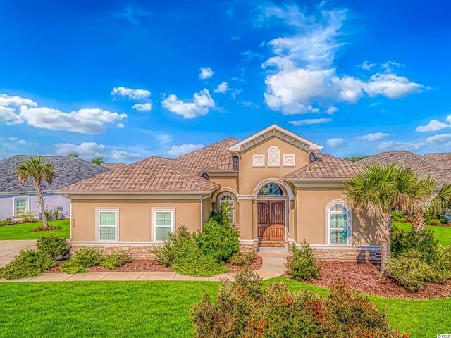 2125 Via Palma Dr., North Myrtle Beach, SC 29582 (MLS #2120504) :: Garden City Realty, Inc.