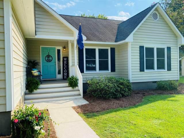 131 Governor Johnston Rd., Georgetown, SC 29440 (MLS #2120509) :: BRG Real Estate