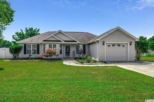 107 Adrianna Circle, Conway, SC 29526 (MLS #2120510) :: Jerry Pinkas Real Estate Experts, Inc