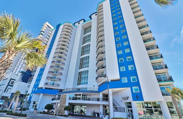504 N Ocean Blvd. #410, Myrtle Beach, SC 29577 (MLS #2120531) :: James W. Smith Real Estate Co.