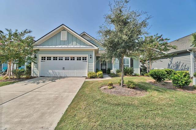 2366 Tidewatch Way, North Myrtle Beach, SC 29582 (MLS #2120548) :: The Lachicotte Company