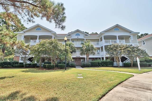 5825 Catalina Dr. #1014, North Myrtle Beach, SC 29582 (MLS #2120590) :: Duncan Group Properties