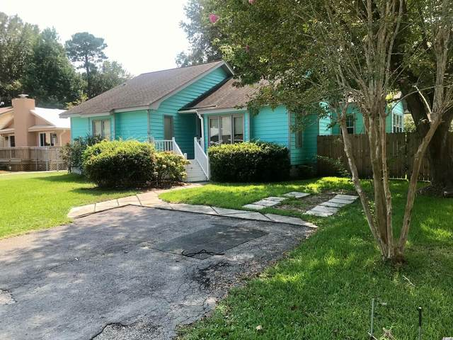 1600 Commadores Ct., Surfside Beach, SC 29575 (MLS #2120592) :: The Lachicotte Company