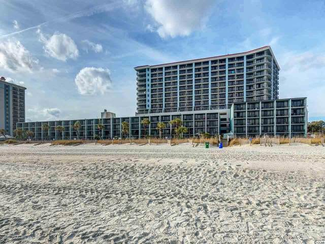 2311 S Ocean Blvd. #1019, Myrtle Beach, SC 29577 (MLS #2120600) :: The Lachicotte Company