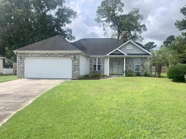 109 Old Carriage Ct., Myrtle Beach, SC 29588 (MLS #2120605) :: Homeland Realty Group