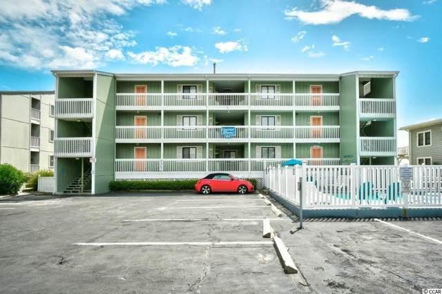 807 S Ocean Blvd. C-2, North Myrtle Beach, SC 29582 (MLS #2120608) :: Scalise Realty