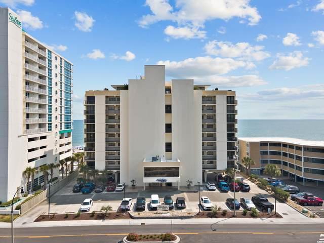 2307 S Ocean Blvd. Ph 1, North Myrtle Beach, SC 29582 (MLS #2120639) :: The Lachicotte Company