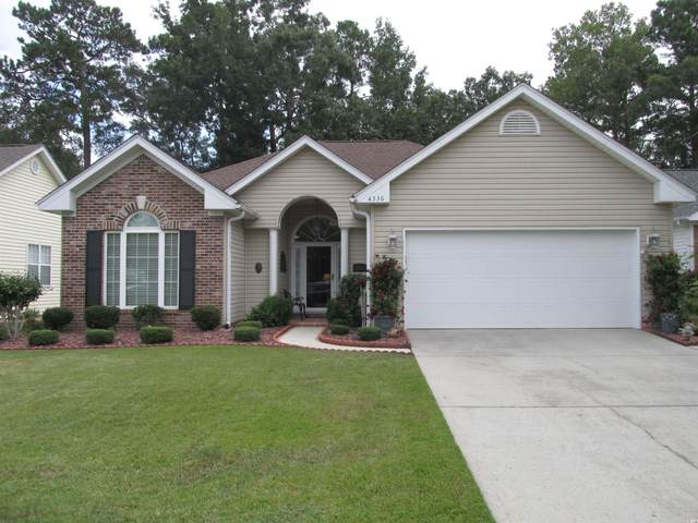 4336 Deer Run Ave., Little River, SC 29566 (MLS #2120640) :: James W. Smith Real Estate Co.