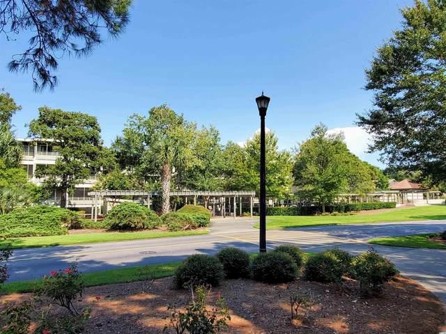 415 Ocean Creek Dr. #2289, Myrtle Beach, SC 29572 (MLS #2120668) :: BRG Real Estate