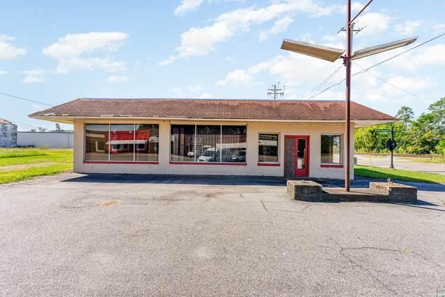 118 SW Broad St., Hemingway, SC 29554 (MLS #2120673) :: Chris Manning Communities