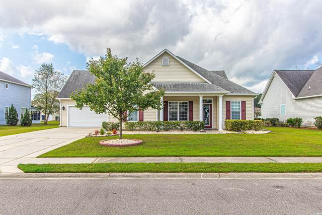 440 Cypress View Ave., Little River, SC 29566 (MLS #2120674) :: The Lachicotte Company