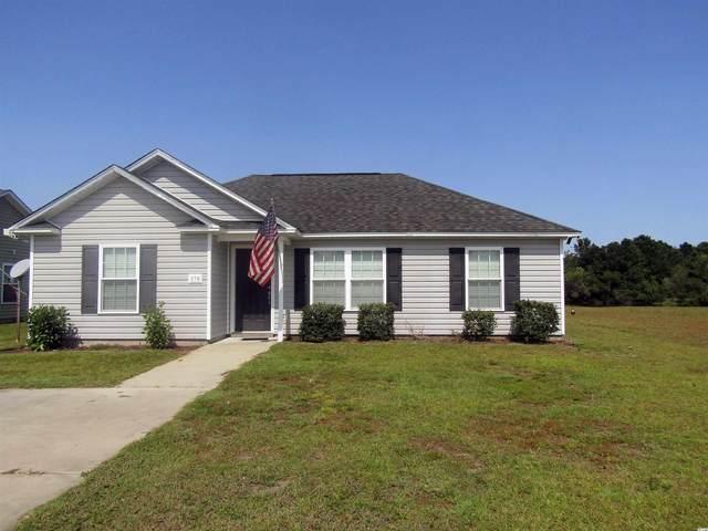 278 Weyburn St., Myrtle Beach, SC 29579 (MLS #2120683) :: James W. Smith Real Estate Co.
