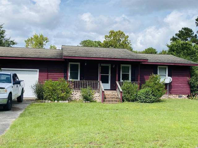 605 Jefferson Way, Conway, SC 29526 (MLS #2120689) :: Sloan Realty Group