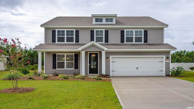 1020 Baker Creek Loop, Myrtle Beach, SC 29579 (MLS #2120693) :: James W. Smith Real Estate Co.