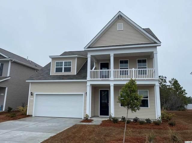 1016 Baker Creek Loop, Myrtle Beach, SC 29579 (MLS #2120695) :: James W. Smith Real Estate Co.