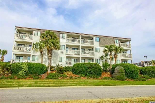 5601 N Ocean Blvd. D-202, Myrtle Beach, SC 29577 (MLS #2120722) :: Surfside Realty Company