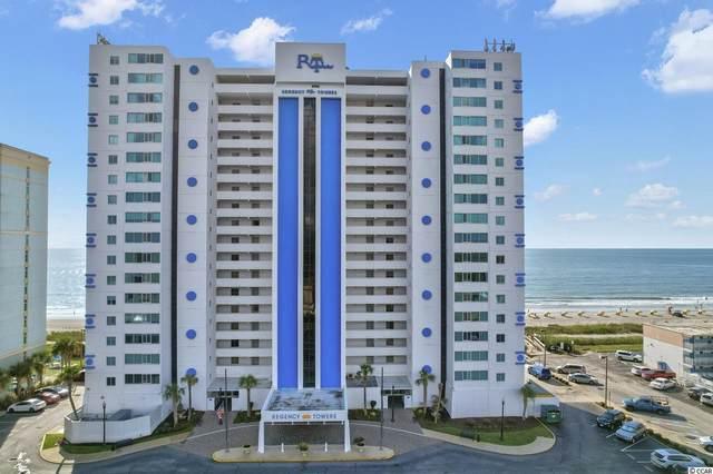 2511 S Ocean Blvd. #407, Myrtle Beach, SC 29577 (MLS #2120748) :: BRG Real Estate