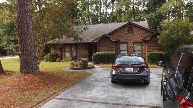 110 Mayberry Ln., Conway, SC 29526 (MLS #2120759) :: Coldwell Banker Sea Coast Advantage