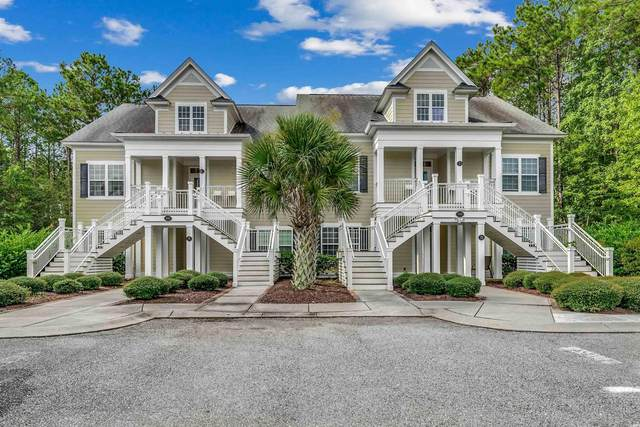 118 Old Course Rd. 118 B, Murrells Inlet, SC 29576 (MLS #2120762) :: James W. Smith Real Estate Co.