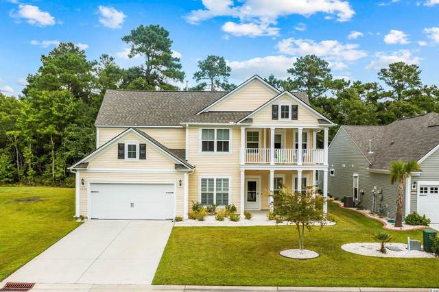 1228 Welford Ct., Myrtle Beach, SC 29579 (MLS #2120766) :: James W. Smith Real Estate Co.