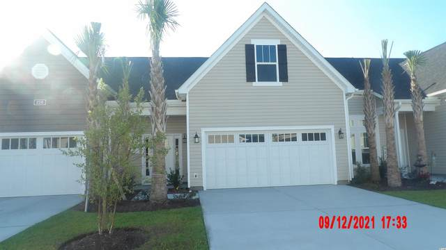 601 Coronet Ct. #32, Myrtle Beach, SC 29588 (MLS #2120772) :: Jerry Pinkas Real Estate Experts, Inc