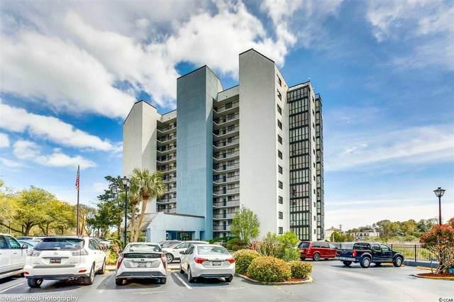 311 69th Ave. N #701, Myrtle Beach, SC 29572 (MLS #2120793) :: Coldwell Banker Sea Coast Advantage