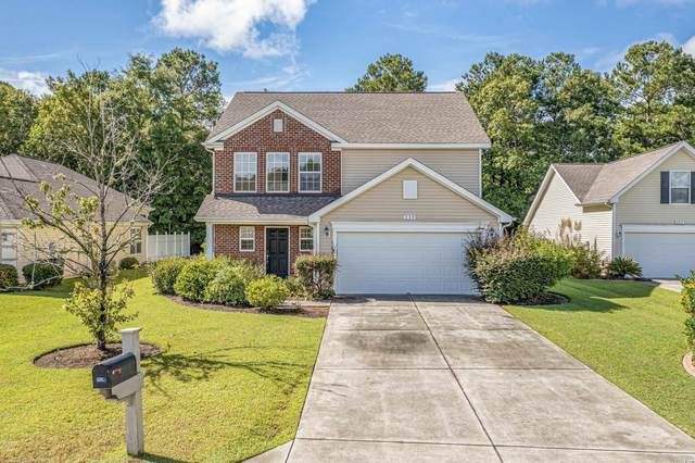 239 Marbella Dr., Murrells Inlet, SC 29576 (MLS #2120803) :: Scalise Realty