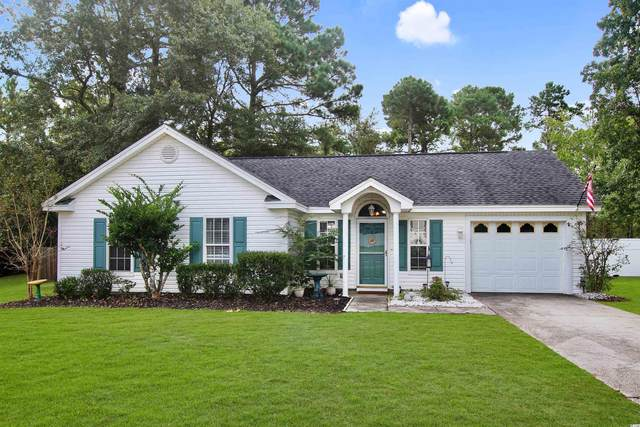 4163 Bay Covey, Myrtle Beach, SC 29588 (MLS #2120805) :: James W. Smith Real Estate Co.