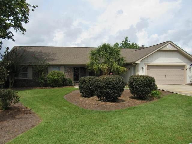 1027 Plantation Dr., Myrtle Beach, SC 29575 (MLS #2120820) :: BRG Real Estate