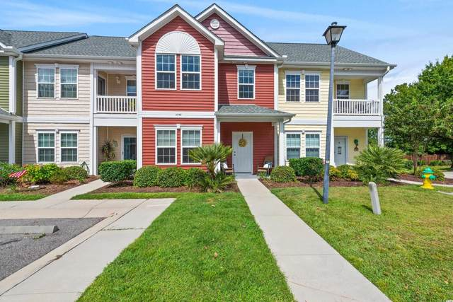 1742 Low Country Pl. B, Myrtle Beach, SC 29577 (MLS #2120827) :: James W. Smith Real Estate Co.