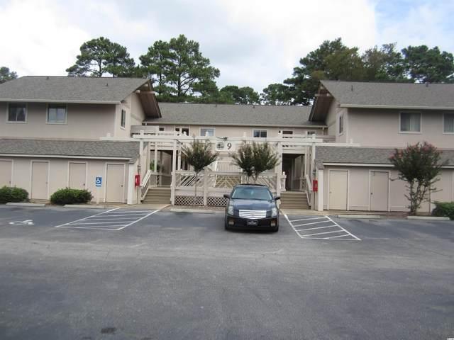 3015 Old Bryan Dr. 9-5, Myrtle Beach, SC 29577 (MLS #2120837) :: Sloan Realty Group