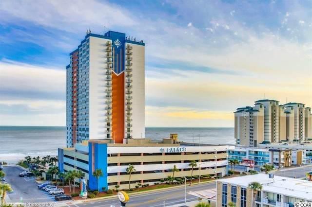 1605 S Ocean Blvd. S #1202, Myrtle Beach, SC 29577 (MLS #2120838) :: Jerry Pinkas Real Estate Experts, Inc