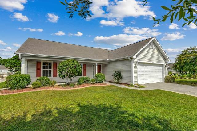 4340 Heartwood Ln., Myrtle Beach, SC 29579 (MLS #2120853) :: Jerry Pinkas Real Estate Experts, Inc