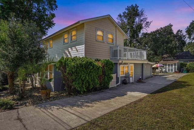 605 36th Ave. S, North Myrtle Beach, SC 29582 (MLS #2120891) :: Brand Name Real Estate