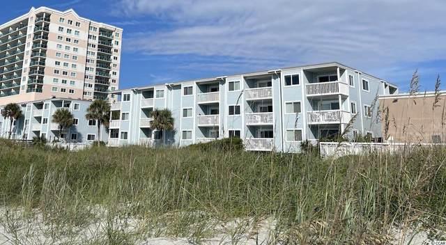 1809 Ocean Blvd. S A-3, North Myrtle Beach, SC 29582 (MLS #2120905) :: Coastal Tides Realty