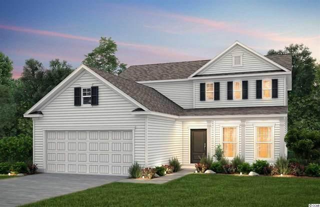 5709 Redgum Dr., Myrtle Beach, SC 29579 (MLS #2120906) :: James W. Smith Real Estate Co.