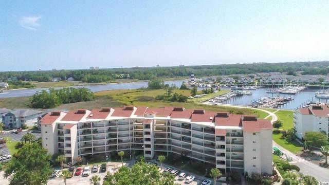 4440 Nassau Ct. P-603, Little River, SC 29566 (MLS #2120916) :: Jerry Pinkas Real Estate Experts, Inc