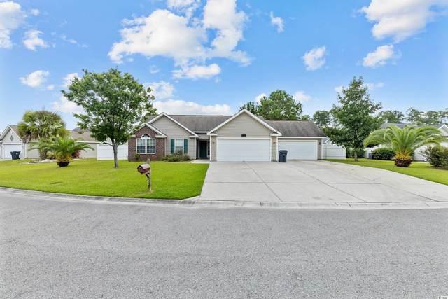 531 Calypso Dr., Myrtle Beach, SC 29588 (MLS #2120925) :: James W. Smith Real Estate Co.