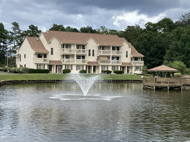 510 Fairwood Lakes Dr. 18-I, Myrtle Beach, SC 29588 (MLS #2120933) :: Garden City Realty, Inc.