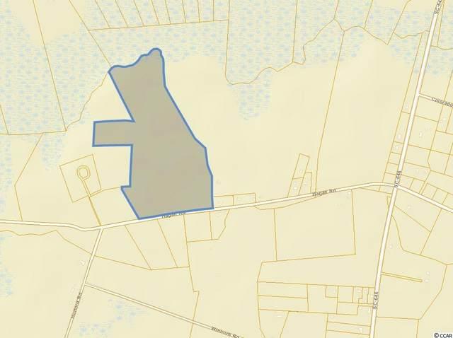 TBD Hagan Rd., Loris, SC 29569 (MLS #2120948) :: Leonard, Call at Kingston