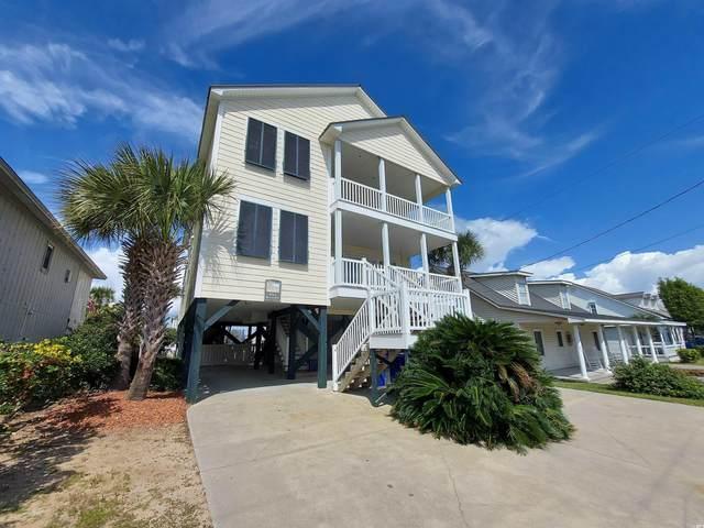 420 Underwood Dr., Garden City Beach, SC 29576 (MLS #2120951) :: Dunes Realty Sales
