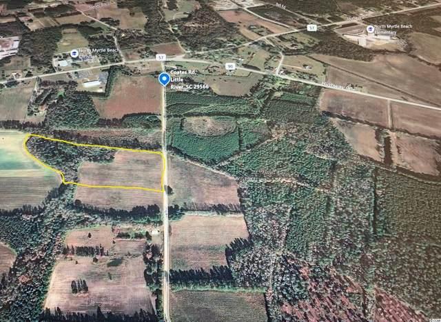 TBD Coates Rd., Little River, SC 29566 (MLS #2120955) :: BRG Real Estate