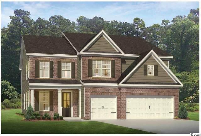 1001 Baker Creek Loop, Myrtle Beach, SC 29579 (MLS #2120962) :: James W. Smith Real Estate Co.