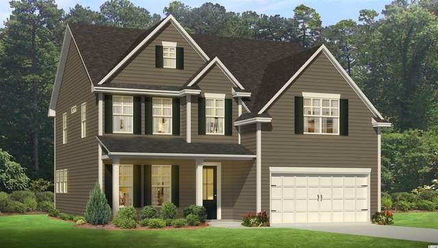 1009 Baker Creek Loop, Myrtle Beach, SC 29579 (MLS #2120963) :: James W. Smith Real Estate Co.