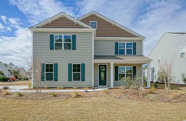 1013 Baker Creek Loop, Myrtle Beach, SC 29579 (MLS #2120972) :: James W. Smith Real Estate Co.