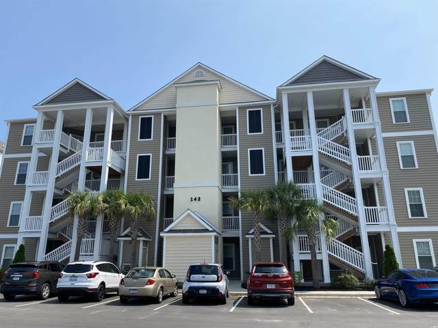 142 Ella Kinley Circle #402, Myrtle Beach, SC 29588 (MLS #2120976) :: BRG Real Estate