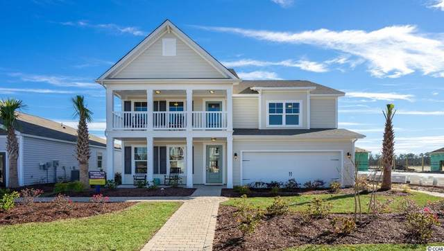 1017 Baker Creek Loop, Myrtle Beach, SC 29579 (MLS #2120979) :: James W. Smith Real Estate Co.